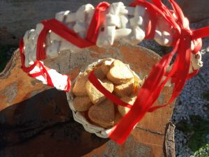 galleta artesana 100% ingredientes bio