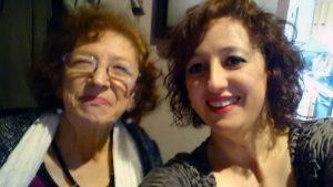 mi madre Cecilia