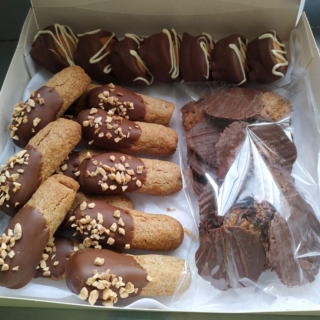 surtido de galletas artesanas